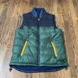 Mens Tommy Hilfiger Puffy Winter Vest Small